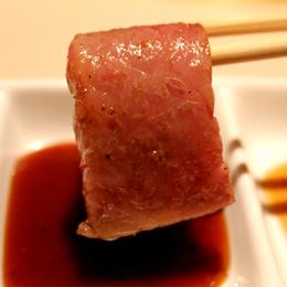 焼肉寿々の「肉」
